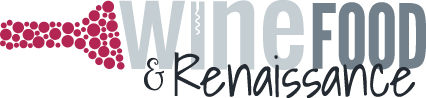 Wine Food and Reinassance Logo